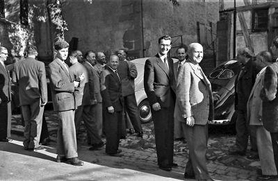 Verabschiedung von den gastfreundlichen Schachfreunden des Schachklubs Stuttgart Vaihingen