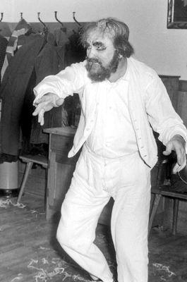 Faschingsball Schachclub Prien 50er Jahre Mitglied Kunstmaler Demel